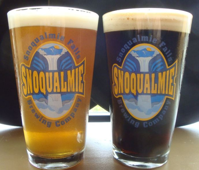 Photo courtesy of Snoqualmie Brewery Facebook page